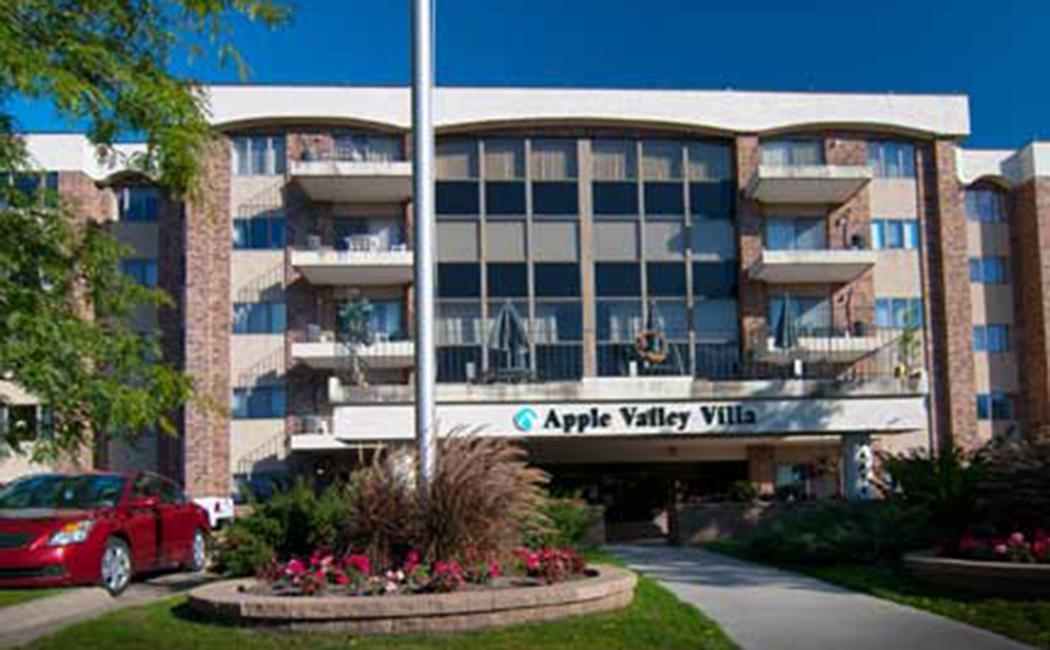Apple Valley Villa