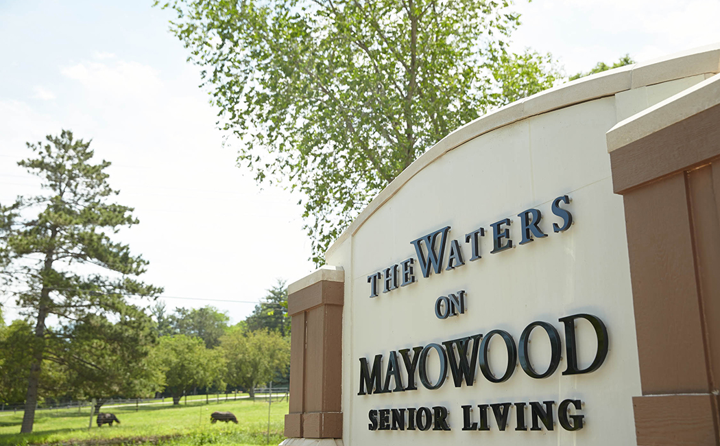 Waters on Mayowood