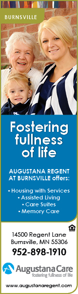 Augustana Regent at Burnsville