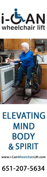 I-Can Wheelchair Lift