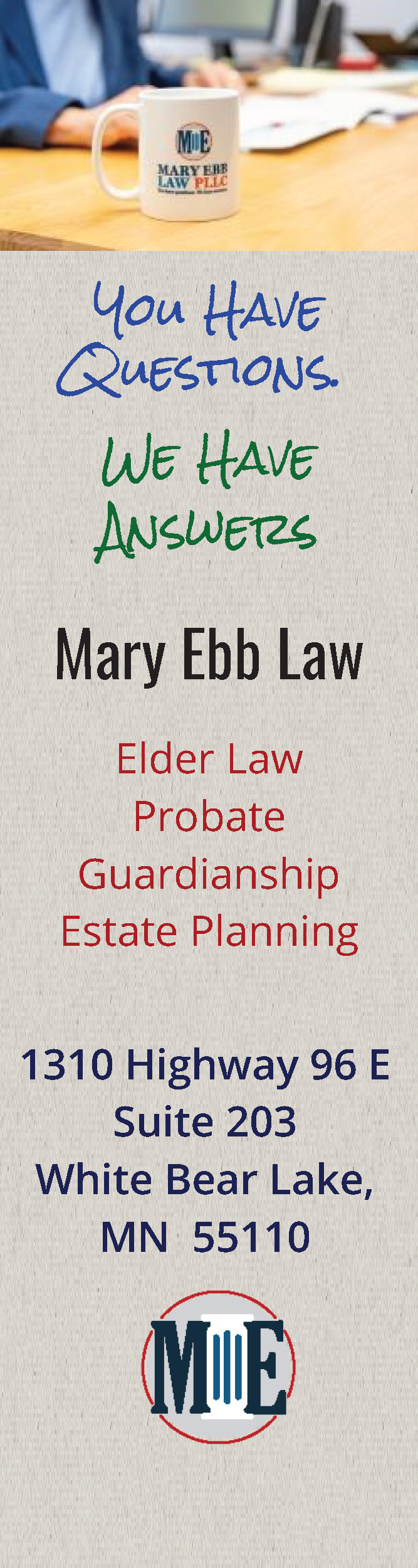 Mary Ebb Law