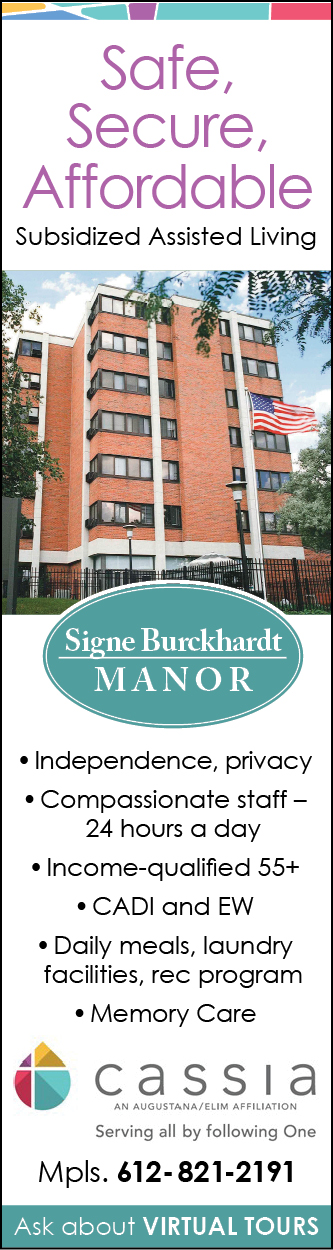 Signe Burckhardt Manor